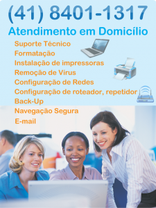 Assistencia tecnica notebook domicilio